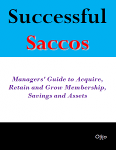 Successful saccos front cover