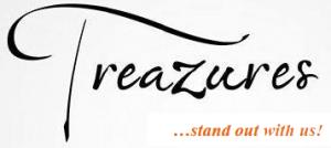 treazures logo
